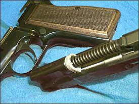 Browning Hi-Power Recoil Buffer