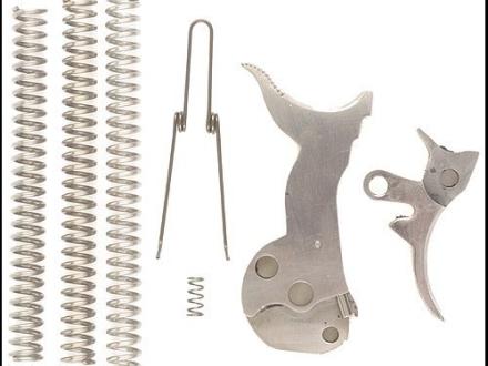 Reviews: PC Single Action Half Cock Hammer & Trigger Kits