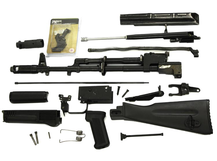 WTS: Bulg.AK74 5.45x39 Parts Kit Org.Bar. W/5 US Parts $479.95 - Sponsor Display
